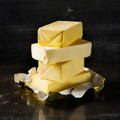 A Baker's Golden Rule: Not All Butter Is Created Equal