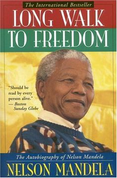 The amazing autobiography of Nelson Mandela. It is a long book, but very inspiring. If you feel like you don't really know South African history of apartheid this book is the way to read about it. Mandela's story and his ability to forgive will inspire and amaze.
