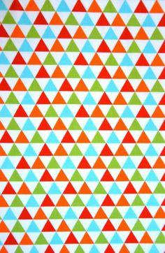 stof driehoekjes Ann Kelle