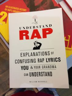 Rap book
