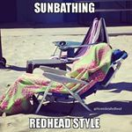 Did You Know Most Redheads Have Couperose Skin? It's True. Redhead Memes, Redhead Facts, Red Head Jokes, Ginger Jokes, Ginger Facts, Vacation Meme, Vacation Style, Redhead Problems, Natural Red Hair