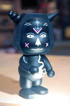 Eldercut urban doll