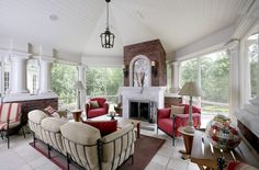 Elegant Patio - Scott Christopher Homes