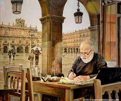 Spanish painter  Antonio Varas de la Rosa  AntonioVaras.com: