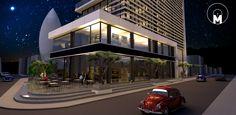Ekin Adademir Centre/ Nicosia Mehmet Akif Avenue, Architect : Onur Olguner Civil Engineer : Temuçin Yardımcı, Olguner Design Studio