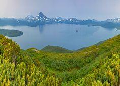 Welcome to Kuril Lake
