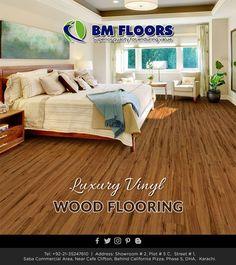 Vinyl Wood Flooring, Luxury Vinyl Flooring, Wood Vinyl, Stone Flooring, Hardwood, Alternative, Website, Stylish, Bed