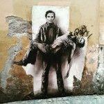 Tutta la street art su Pasolini a Roma