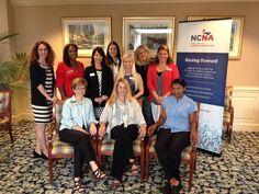 Congrats to the 2014 Leadership Academy participants! Next stop: graduation at Annual Convention in October! #nurses #nursing #NursingForward
