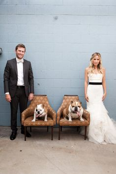 #Dogs are family too (:  #wedding #photography