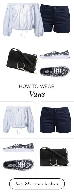 """""""Untitled #2616"""" by samanthay7 on Polyvore featuring Barbour, Sea, New York, Vans and Chloé"""
