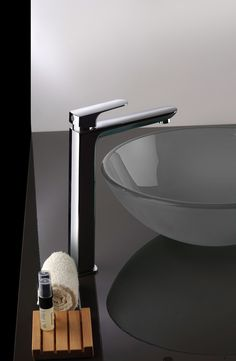 Distinctive and impressive, a wall-mounted or extended basin mixer allows you to play even further with the uniqueness of your bathroom feature.