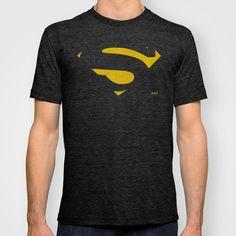 Superman Alternative Style T-shirt by Universo do Sofa - Artes & Etecetera | Society6