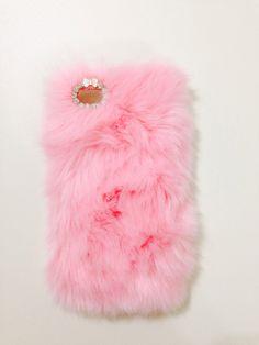 My furry phone case
