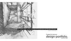 Student Architecture Portfolio