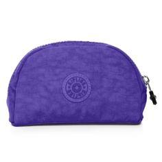 Trix Mini Pouch in Neon Purple #Kipling