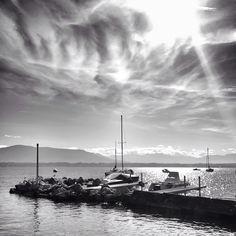Leman lake - @Yannick from Spiralps- #webstagram
