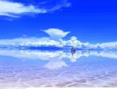 24.+Salar+de+Uyuni,+Bolivia+(World's+Largest+Natural+Mirrors.)