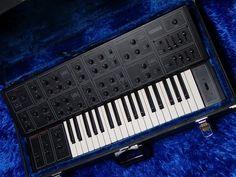 MATRIXSYNTH: Vintage Analog Yamaha CS15 SN 5191