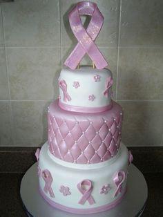 Breast cancer cake Breast cancer cake Breast cancer cake