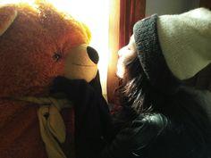 #bear#imagination#dream#tumblr#potography