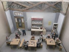 models of historic Chinese tea shops. Chinese Tea, Chinese Food, Chinese Language, Chinese Culture, Shops, Models, Twitter, Templates, Tents