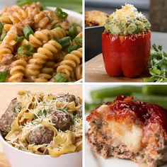 1 Lb Ground Beef, 4 Dinners by Tasty