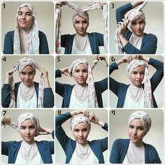Very+simple+turban+style+hijab+tutorial.jpg 850×850 pixels