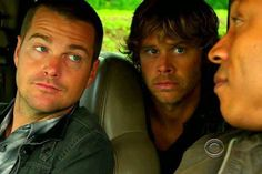NCIS:LA - BOYS DAY OUT!!!