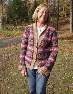 Ravelry: Four Corners pattern by Kirsten M. Jensen