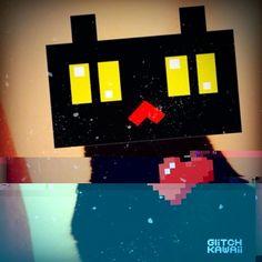 Meow by GlitchKawaii