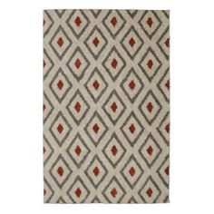 Mohawk Home Tribal Diamond Coral Beige Indoor Area Rug (Common: 5 x Actual: W x L x dia) at Lowe's. A fresh look for your space, our tribal diamond design offers straightforward style with perfectly on point color palettes. This woven wonder is Coral Rug, Coral Pink, Mohawk Home, Machine Made Rugs, Home Rugs, Diamond Design, Indoor Rugs, Diamond Pattern, Rug Making