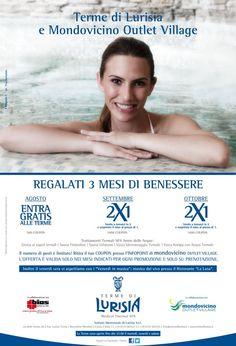 TERME di LURISIA advertising #adv #brandidentity #marketing #creative #playadv #thermal #water #model #design