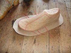 tutorial para hacer hormas para la fabricación de zapatos