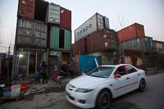 HD: Shanghai Container Village monthly rent of 500 yuan _ News _ Tencent