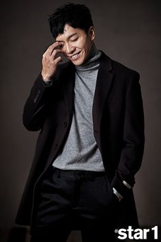 "He's back! *cheers* Lee Seung Gi gave an interview and pictorial to the December issue of @Star1 where he talks about why he took the role in ""A Korean Odyssey"" (It looked fun!) a…"