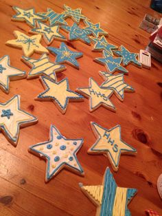 Stars! 4th of July or any occasion! Can also be on sticks :)