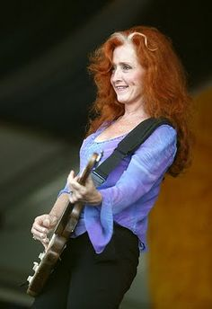 "Bonnie Raitt - I wish I had a dollar for every time I was asked to cover one of her songs.  I played ""Papa Come Quick"" for the first time  on stage when I was only 15.  Huge influence."