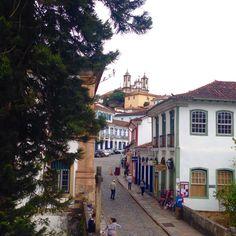 304 anos de Ouro Preto