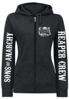 Reaper Crew - Sons Of Anarchy Vetoketjuhuppari XXL 54,99e