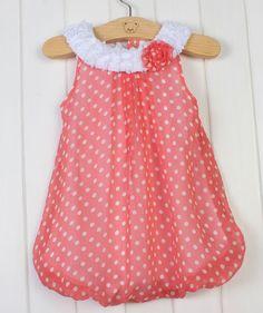 Summer dress baby 9 month