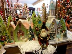 Christmas Village by snap713, via Flickr