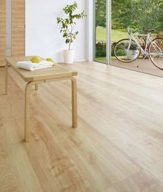 Maple Floors, Outdoor Furniture, Outdoor Decor, Flooring, Living Room, Interior, Table, House, Home Decor
