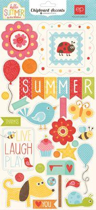 Echo Park: Hello Summer