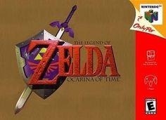 Hace 18 años salió el que es considerado el mejor juego de la Historia The Legend of Zelda Ocarina of Time #ocarinaoftime #zelda #nintendo