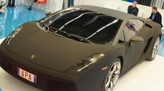 Gorgeous Lamborghini wrapped in @apa_spa Matte Black at #fespa2016   Promoting Wrappers Around the World   Are You On The Map?   WEB: http://ift.tt/1fC1vAh FB: http://ift.tt/1D7uQxf TWITTER: http://www.twitter.com/wrappermapper  #wrappermapper #worldwraps #carwraps #carwrap #vehicle #vehiclewrap #sportscar #exotic #exoticcar #exoticcars #chrome #chromewraps  #carporn #love #beautiful #beauty #cool #awesome #Porsche #masarati  #lamborghini #bmw #mercedes #bugatti #whips #rollsroyce #audi…