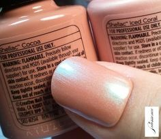 Nails summer colors shellac coral best Ideas Nails summer colors shellac coral best Id Cnd Shellac Layering, Shellac Nail Polish, Shellac Nail Colors, Coral Nails, Shellac Nails, Trendy Nails, Summer Nails, Hair And Nails, Summer Colors