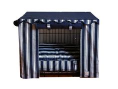 Nautical Dog Crate Cover *** Quickly view this special dog product, click the image : Crates, Houses and Pens for dogs