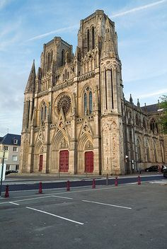 Catedral de Avranches