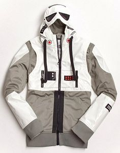 Star Wars At-At Stormtrooper Jacket - Its on my GOTTA HAVE list